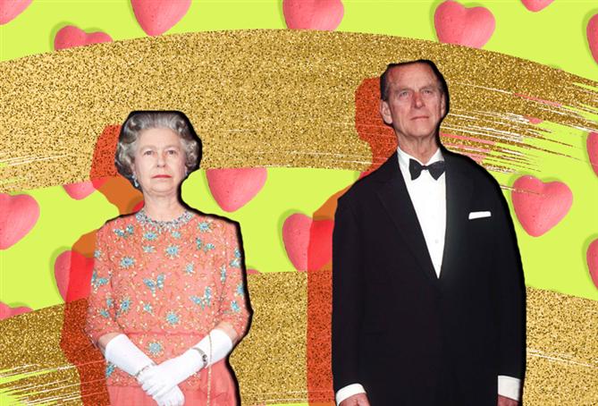 Kraliçe Elizabeth ve Prens Philip'in Burç Uyumu