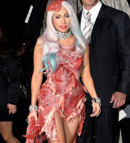 Lady Gaga`dan kan ve sperm kokulu parfüm