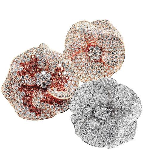 Leo Pizzo`dan sanat eseri mücevherler
