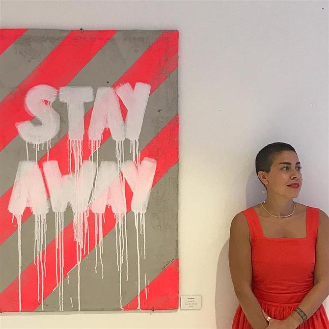 Leyla Emadi ve Rafet Arslan Eserleri 'Olası Her Rüya' Sergisinde