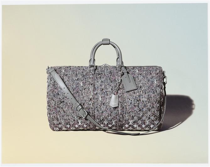 Louis Vuitton'dan Sürdürülebilir Koleksiyon: Felt Line