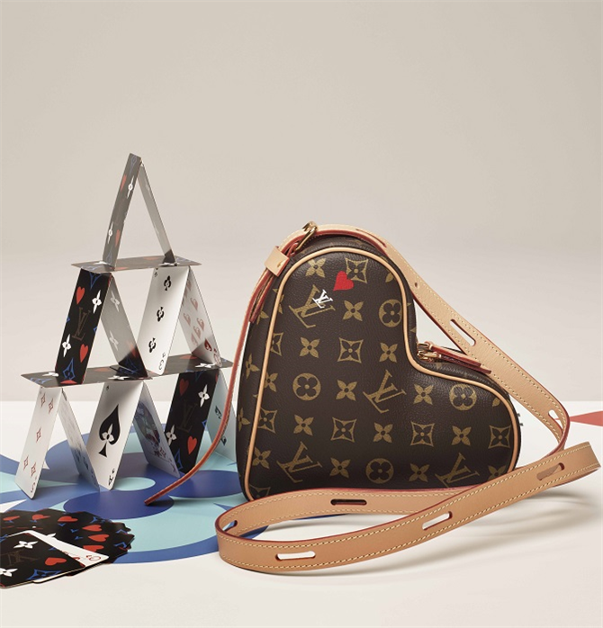 "Louis Vuitton'un İlgi Çeken ""Game On"" Koleksiyonu"