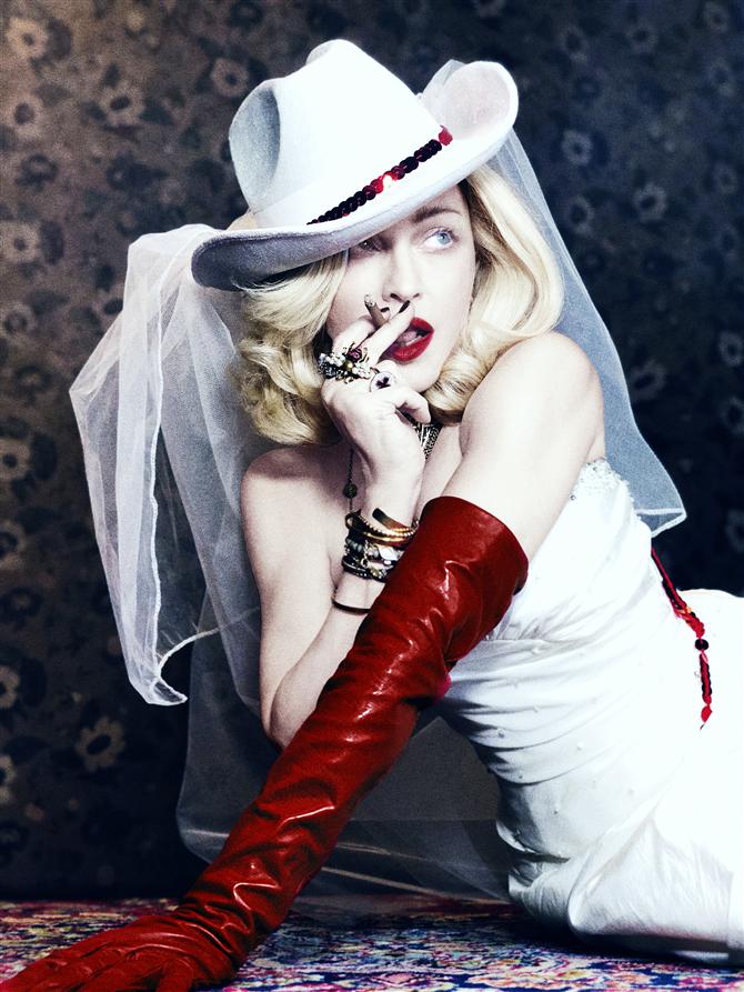 Madonna'nın Merakla Beklenen 14. Stüdyo Albümü Madame X Çıktı