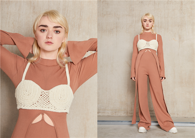 Maisie Williams H&M'in Global Sürdürülebilirlik Elçisi Oldu