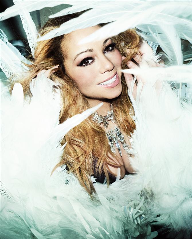 Mariah Carey Biyografisini Yazmaya Başladı
