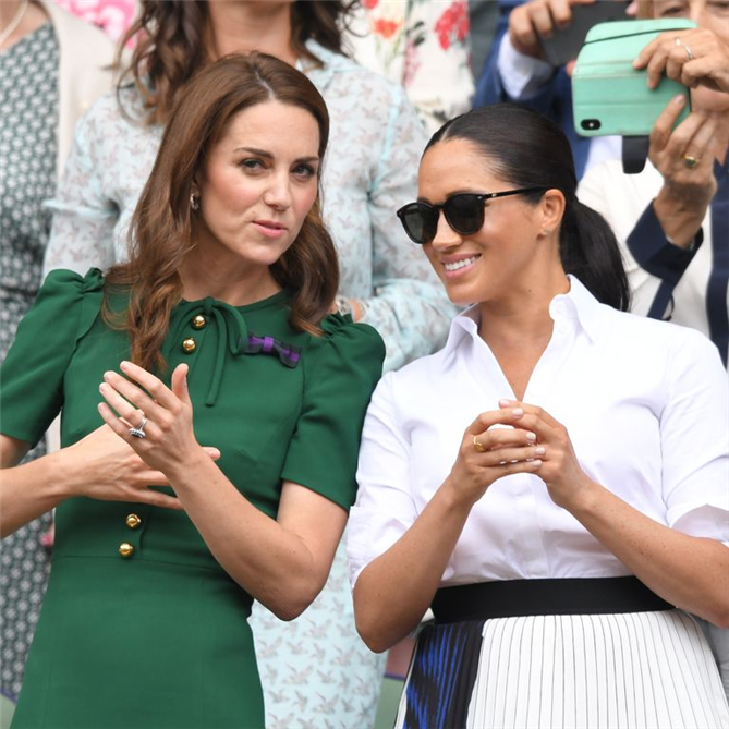 Meghan Markle Doğum Günü Partisine Neden Kate Middleton'ı Çağırmadı?