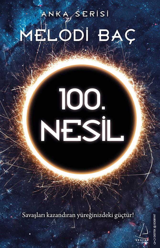 Melodi Baç'tan Yeni Kitap: 100. nesil