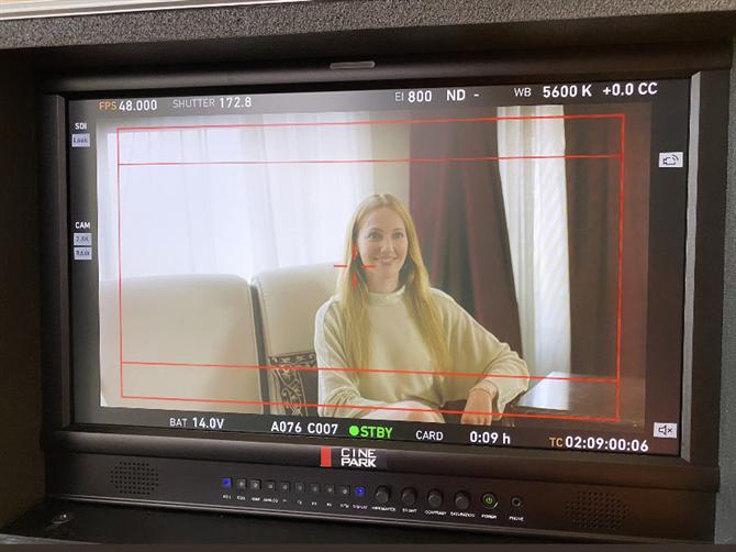 """Meryem Uzerli'nin Yeni Filmi: """"Güzel Bir Rüya"""""""