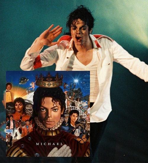 Michael Jackson`ın yeni albümü Michael