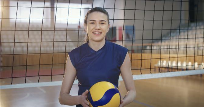 Milli Sporcu Meryem Boz İyi Yaşamanın Sırrını Paylaştı