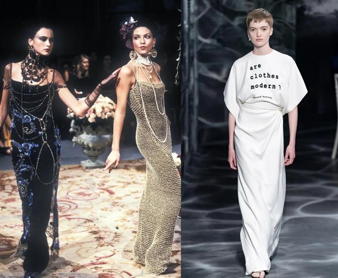 Moda Tekrara Mı Girdi, Yoksa Tasarımcılar Eskiden Daha Mı Cesurdu?