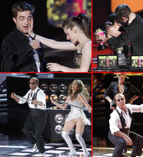 MTV Movie Awards`da neler oldu?
