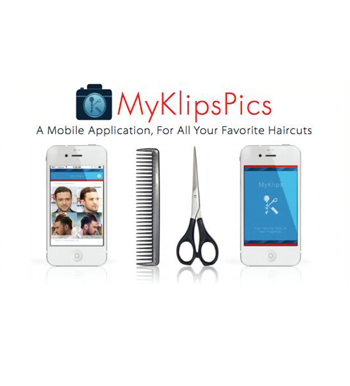 MyKlipPics Uygulaması