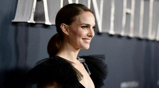 Natalie Portman'dan Ödül Törenine Protesto