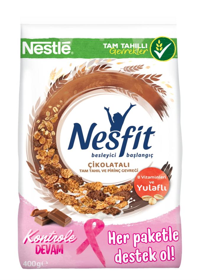 """NESFIT'in Meme Sağlığı Farkındalığı Yaratan """"Kontrol Sende"""" Projesi 7. Yılında!"""