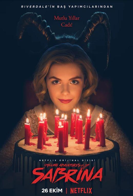 Netflix'in Yeni Cadısı Sabrina