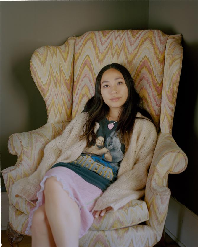 New York'lu Tasarımcı Sandy Liang ve Vans'ten Yeni Bir İş Birliği