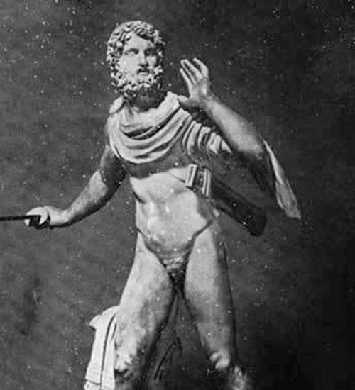 Odysseus`un sarayı bulundu