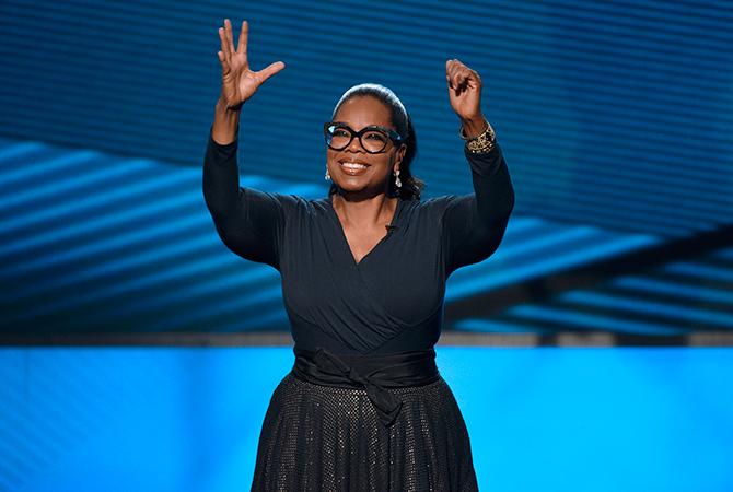 Oprah Winfrey'in Kilo Verme Sırrı