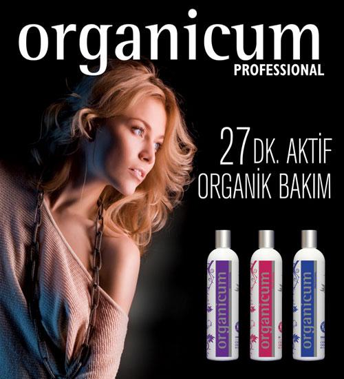 Organicum`dan organik bakım üçlüsü