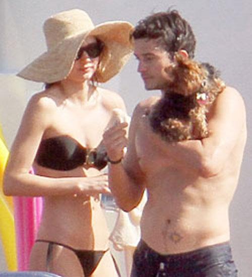 Orlando Bloom ve Miranda Kerr yeniden nişanlanacak