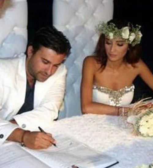 Özge Ulusoy evlendi!
