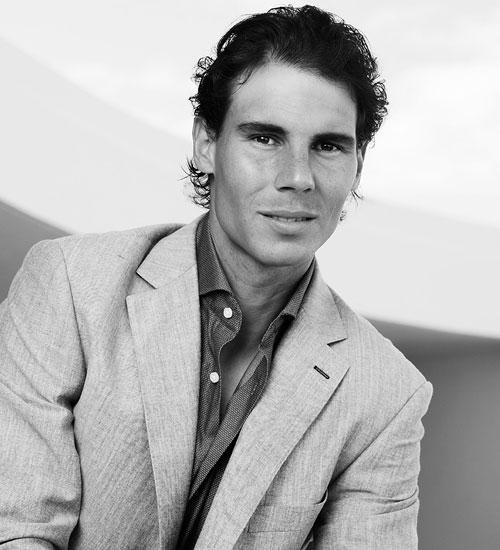 Rafael Nadal Tommy Hilfiger`in reklam yüzü oldu