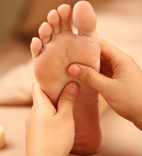 Reflexpoint ayak masajı