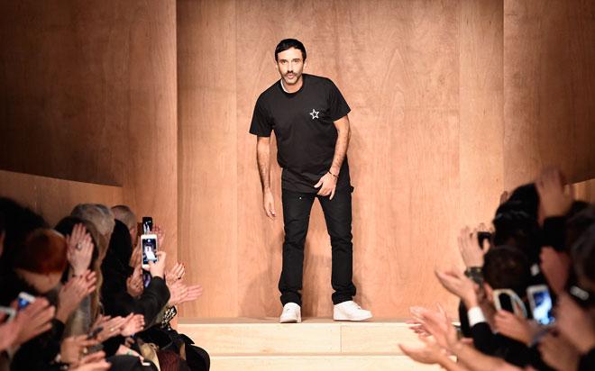 Riccardo Tisci Givenchy'den Ayrıldığını Açıkladı
