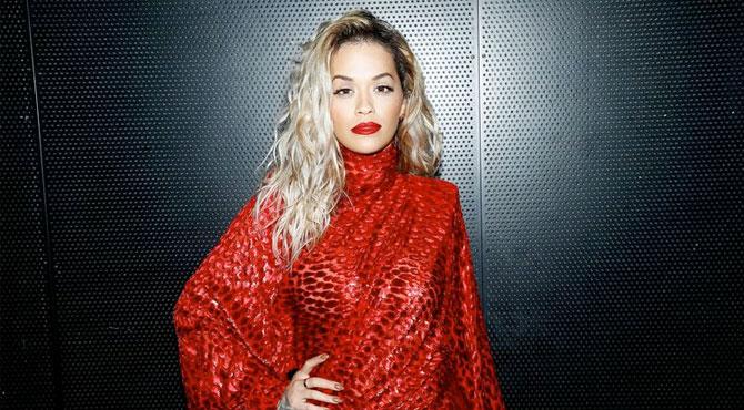 Rita Ora Türkiye'ye Geliyor