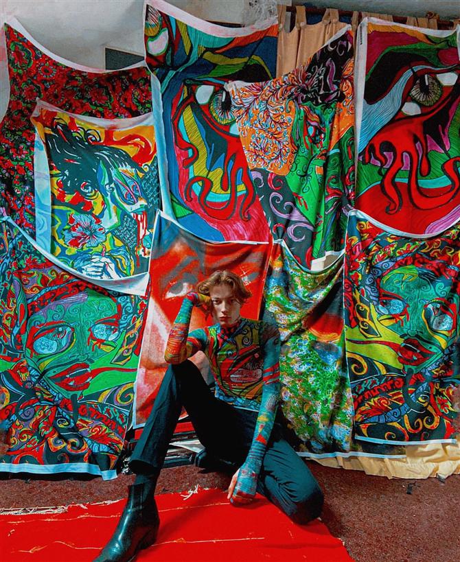 Rochas'ın 24 Yaşındaki Yeni Kreatif Direktörüyle Tanışın: Charles de Vilmorin