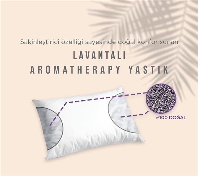 Roserra Lavanta Aromatherapy Yastık