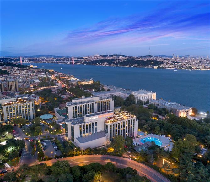Rüya Gibi Bir Şehirde Swissôtel The Bosphorus, İstanbul 30. Yılını Kutluyor
