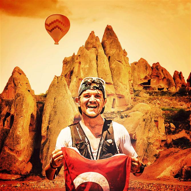 Salomon Türkiye Atleti Mehmet Soytürk'ten Rekor Denemesi