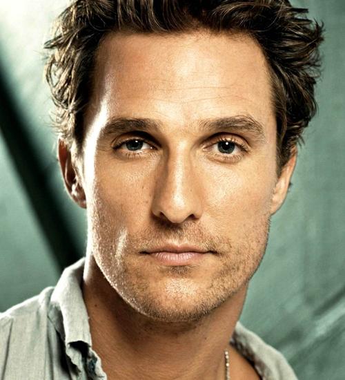 Şaşırtan Değişimi İle Matthew McConaughey