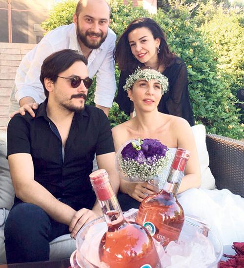 Sertab Erener evlendi