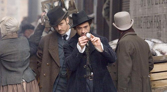 Sherlock Holmes 3 Vizyona Giriyor