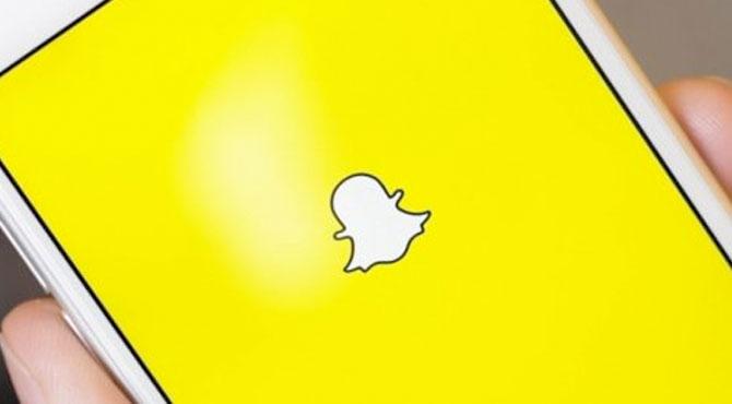 Snapchat'ten Yeni Güncelleme