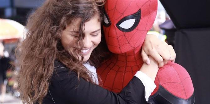 Spider-Man: Far From Home Filminden İlk Fragman Yayınlandı!