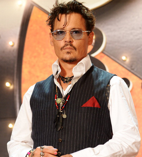 Stil Erkek: Johnny Depp
