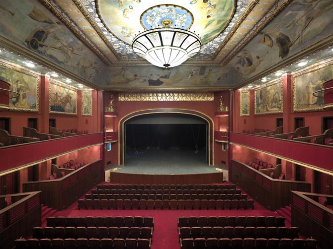 Süreyya Operası Perdelerini Yeniden Açıyor