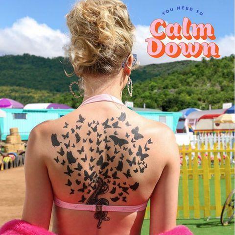 "Taylor Swift'ten Yıldızlar Geçidi Gibi ""You Need To Calm Down"" Klibi"