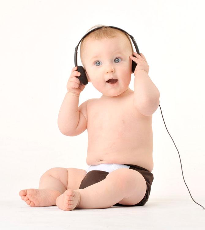 Tekno Müzik Bebekleri Büyütüyor
