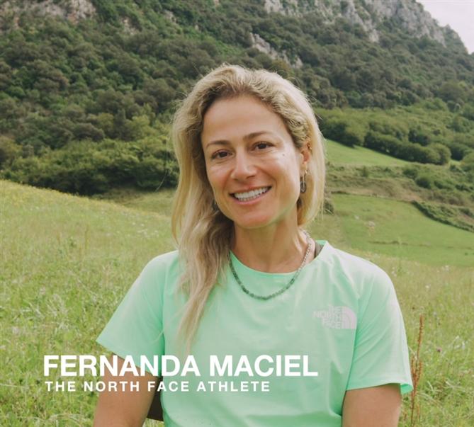 The North Face Atleti Yeni Kişisel Projesini Tamamladı