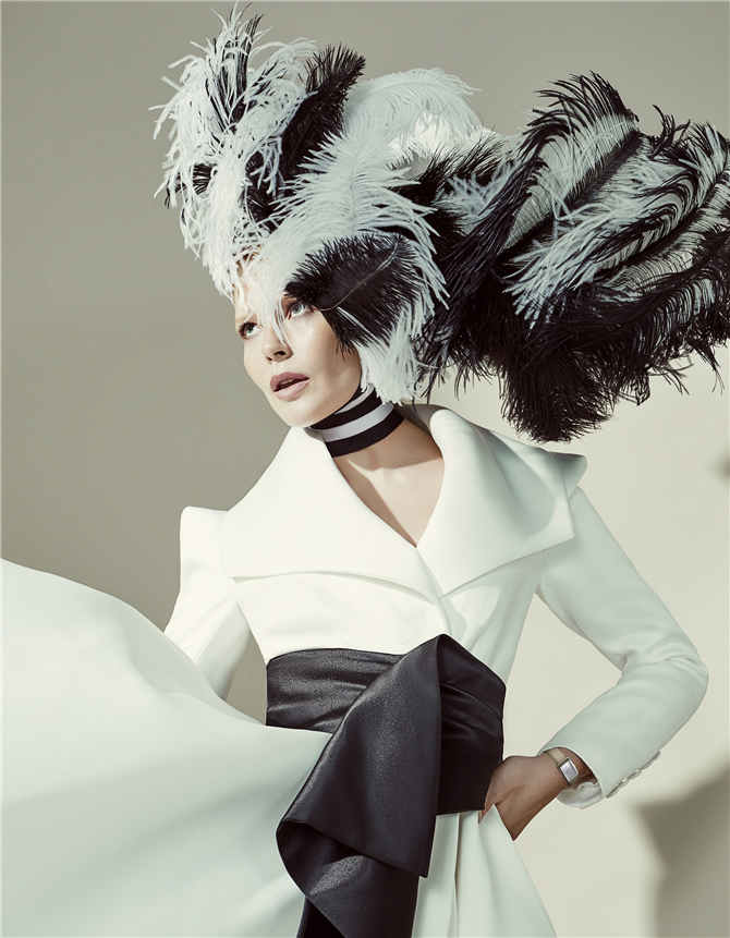 The Royal Ascot'un İlk Türk Moda Başkanı Zeynep Kartal Oldu