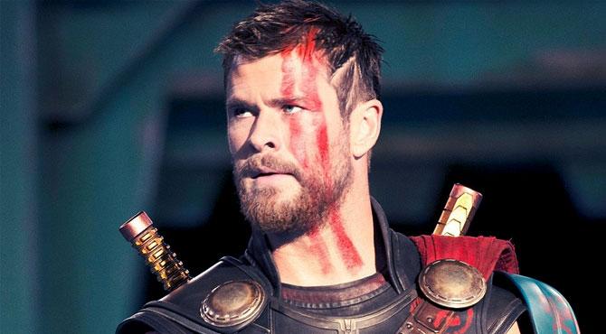 Thor: Ragnarok'tan Beklenen Fragman Yayınlandı