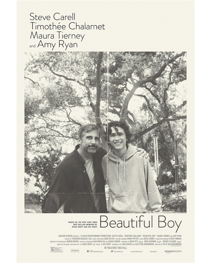 Timothée Chalamet'in Yeni Filmi Beautiful Boy Fragmanı