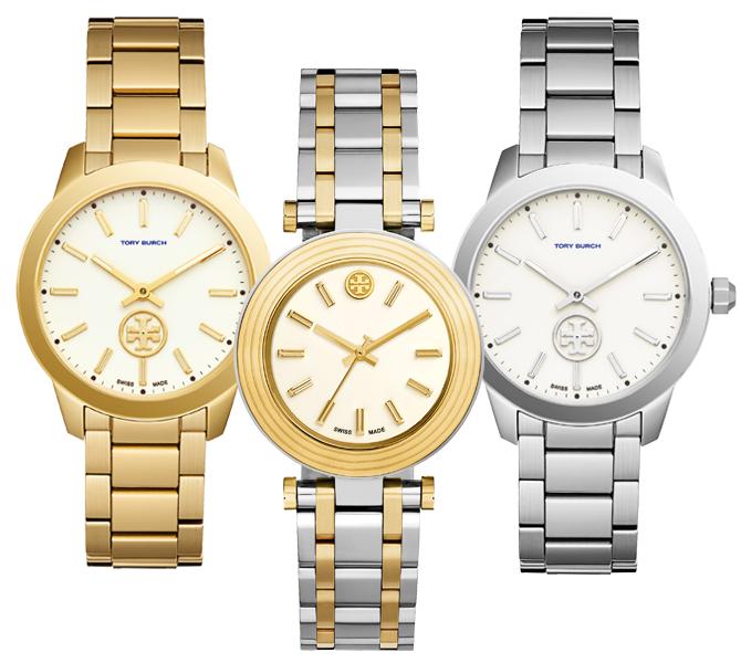 Tory Burch'ten Saat Koleksiyonu