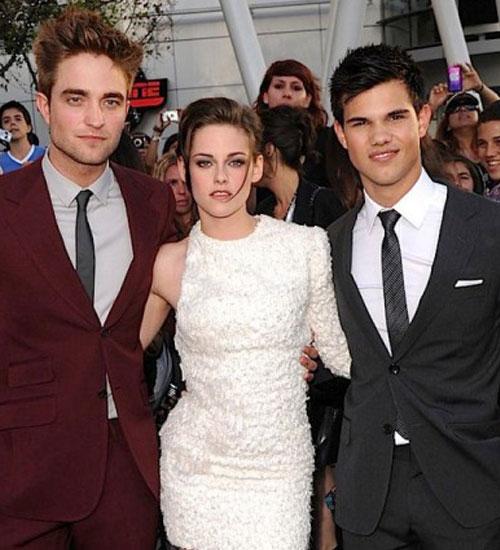 Twilight: Eclipse galası yapıldı