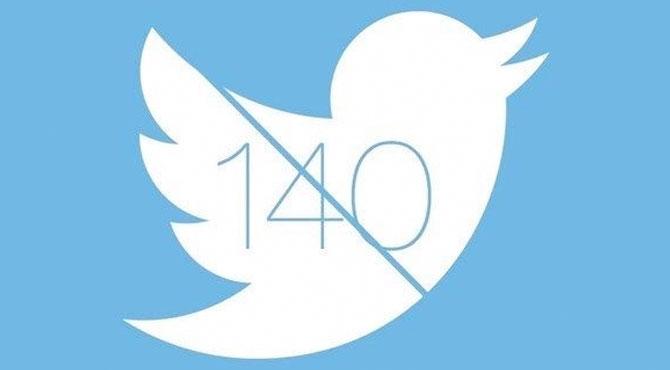 Twitter'da 35 Bin Karakterlik Tweet
